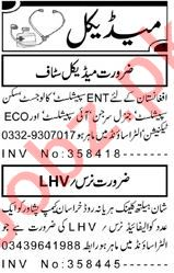 Paramedical Staff Jobs Career Opportunity
