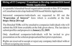Android Development Consultant Jobs in IT Company