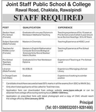 Rawalpindi Medical University RMU Registrar Jobs 2019