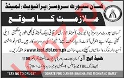 Kissan Support Services Pvt Ltd Jobs 2019 For Manager