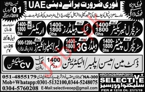 Water Seal Company Jobs 2019 For Dubai UAE