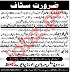 Meer Enterprises Private Limited Office Manager Jobs