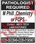 Meditech Laboratories Pathologist Jobs