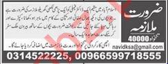 House Maid Job 2019 In Islamabad