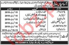 Naubahar Bottling Company Pvt Ltd Jobs For Gujranwala