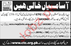 Chip Training & Consulting Communication Officer Jobs 2019