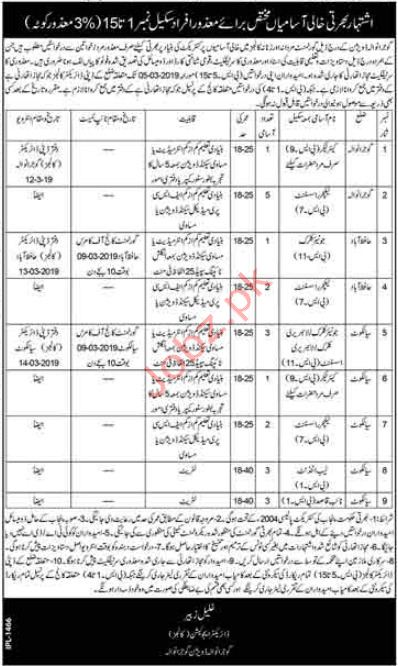 Director of Education College Clerical Jobs 2019