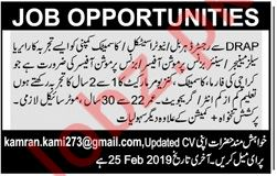 Area Sales Manager & Business Promotion Officer Jobs 2019