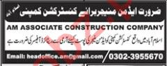 Admin Manager Jobs 2019 in Islamabad