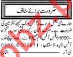 Salesman Jobs Opportunity in Multan