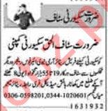 Security Staff Jobs 2019 in Islamabad