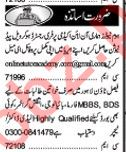 Khabrain Sunday Classified Ads 17th March 2019 for Teachers