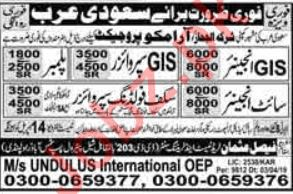 Aramco Company Jobs 2019 in Saudi Arabia 2019 Job Advertisement Pakistan