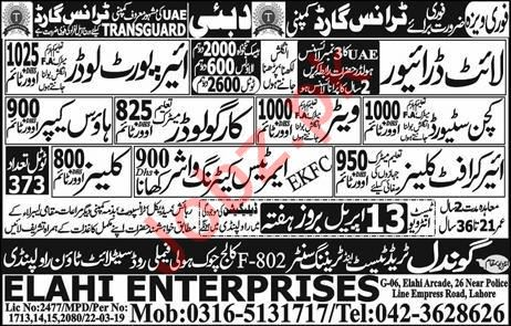 Transguard Group LLC Jobs 2019 In Dubai UAE