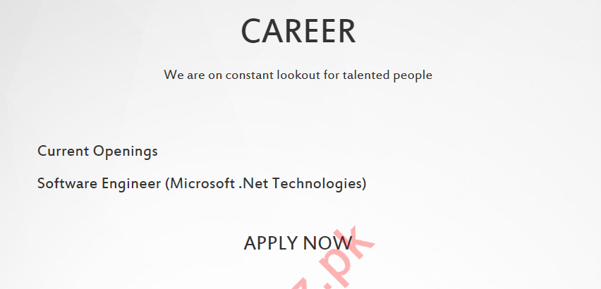 Cyber Intelligent Solutions CIS Lahore Jobs 2019