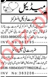 Medical Staff Job in Peshawar