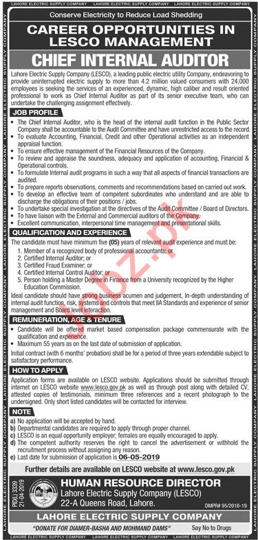 Directorate General of Special Education Punjab Jobs 2019