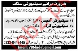 Security Jobs 2019 in Lahore