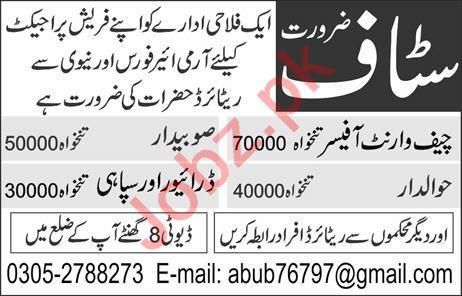 Administrator Job in Lahore