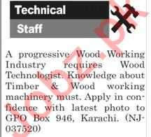 The News Sunday Classified Ads 21st April 2019 for Technical