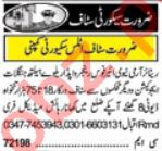Security Guards & Security Supervisor Jobs 2019