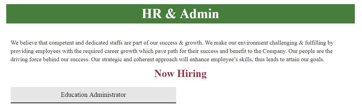 Dawat e Islami Karachi Jobs 2019 for Education Administrator 2019