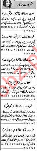 Actor & Models Job in Lahore