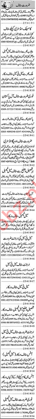 Office Management Job in Lahore