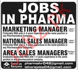 Marketing Manager & National Sales Manager Jobs 2019