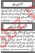 Office Staff Jobs Open in Multan
