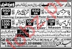 El Seif Company Construction Jobs For Saudi Arabia