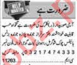 Clerk Jobs 2019 in Lahore