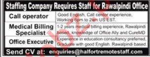 Halfort Remote Staff Rawalpindi Jobs 2019