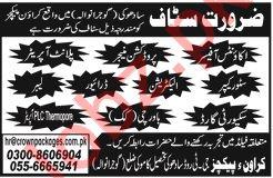 Karwan Packages Company Jobs 2019 in Gujranwala