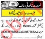 Security Guard Job 2019 in Lahore