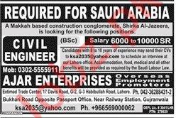 Civil Engineer Jobs Career Opportunity