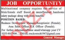 Multinational Company Jobs 2019 In Muzaffarabad AJK
