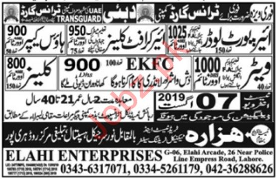 Transguard Company Jobs 2019 in Dubai UAE