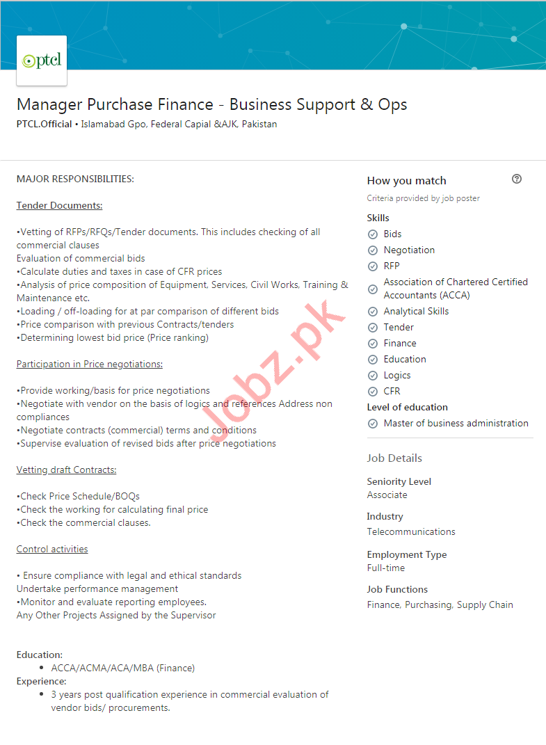 Executive Vice President & Manager Purchase Finance Jobs