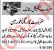 Technical Staff Jobs in Lahore