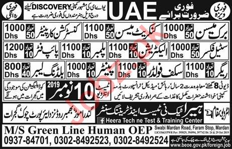 Discovery Company Jobs 2019 For Construction Staff