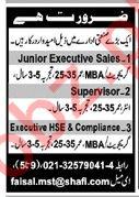 Muhammad Shafi Tanneries Pvt Ltd Jobs 2019 For Karachi