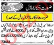 Actors & Models Jobs Open in Lahore