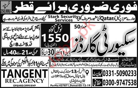 Security Guard Jobs in Qatar