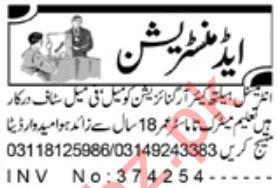 International Healthcare Organization Jobs in Peshawar KPK