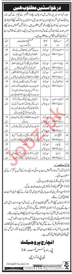 Public Sector Organization Jobs 2020 in Hyderabad