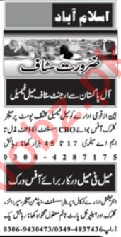 Daily Nawai Waqt Management Staff Jobs 2020 in Islamabad