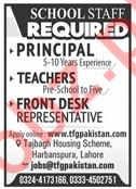 The Future Generation School Teaching & Non Teaching Jobs