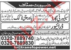 Transfopower Industries Pvt Ltd Jobs 2020
