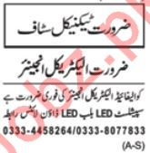 Daily Nawaiwaqt Technical Staff Jobs 2020 in Lahore